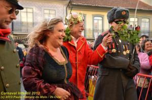 ovar, carnaval, chegada do rei