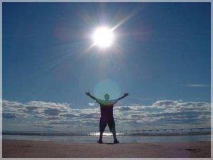 dias de sol, calor, aquecer, bom