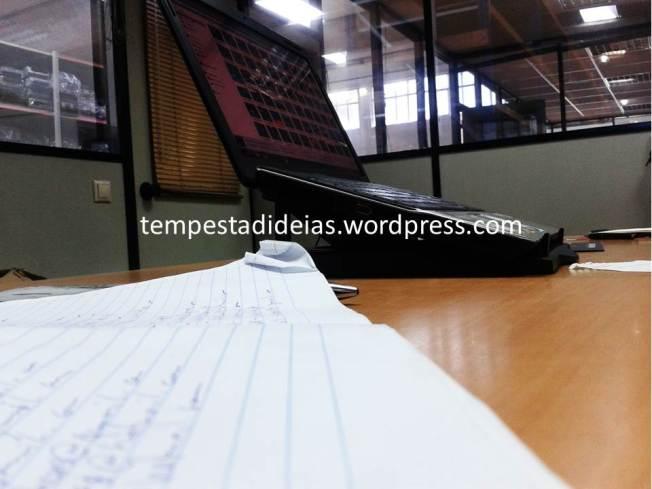 escritório, computador, trabalho, emprego