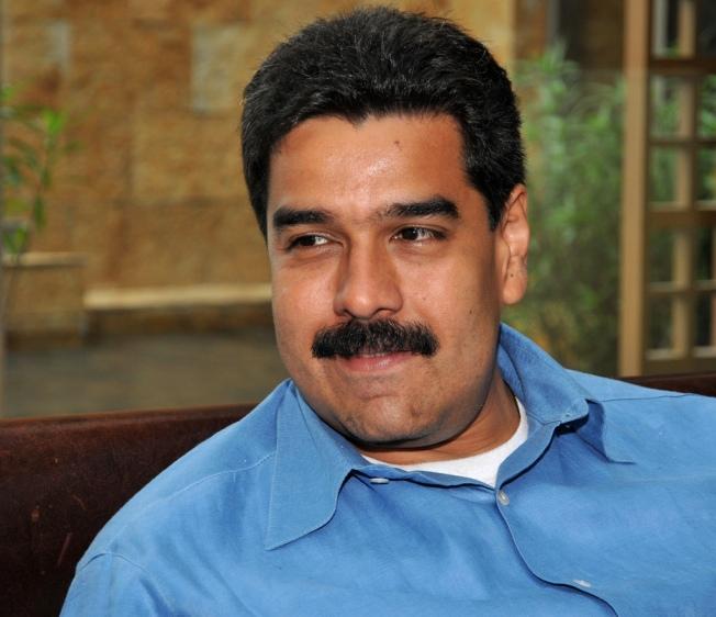 CANCILLER DE VENEZUELA NICOLAS MADURO