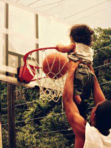 abafo, basket, importante, momentos