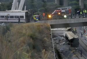 acidente ferroviário, galiza, condolências