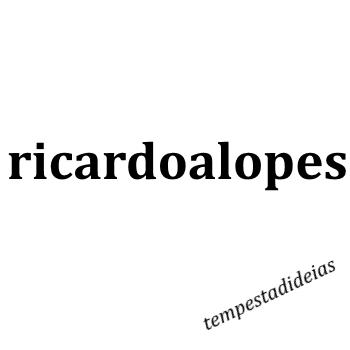 Ricardo Alves Lopes - Ral - Tempestadideias
